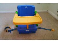 Kids Kit Hi Seat Portable Booster Chair booster seat