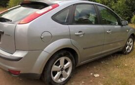 FORD FOCUS ZETEC::MOT TILL JULY 2019::REMOTE CENTRAL LOCK::ALLOY WHEELS::CHEAPEST AROUND