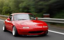 Wanted: Mazda MX-5 na6 or na8 Liverpool Liverpool Area Preview