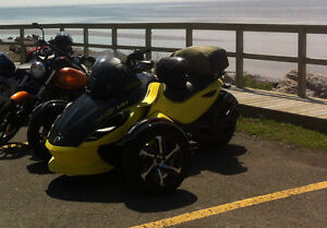 Can-Am Spyder RS-S SE5 2014