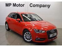 2014 14 AUDI A3 1.6 TDI SE 5D 104 BHP DIESEL 6SP 5DR SPORTS HATCH, 73-000M FSH