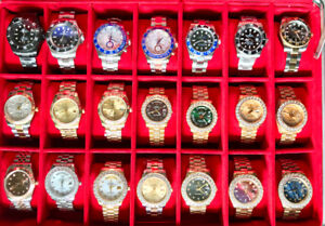 Many watches for sale