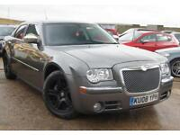 CHRYSLER 300C 3.0 CRD 4D AUTOMATIC 215 BHP SERVICE HISTORY + JUST SERVICED