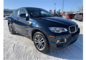 2014 BMW X6 XDRIVE35i  3.0L 6cylinder fully loaded