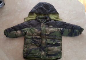 Size 2 T Winter Coat