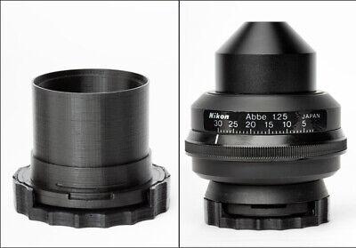 Nikon Microscope Condenser Darkfield Polarizing Rheinberg Oblique Insert Set