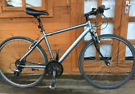 "Dawes discovery 301 Hybrid bike. 20"" frame. 700c wheels. Full Working"