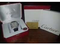 Diamond Cartier Watch BARGAIN!!