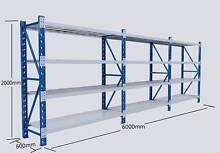 High Quality Garage Warehouse Racking LongSpan Shelving Nerang Gold Coast West Preview
