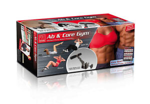 Ab & Core Gym, NEW