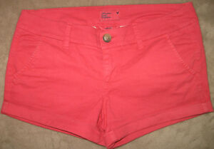 WOMEN'S AMERICAN EAGLE SHORTS, SIZES 4-6