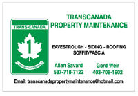 siding eavestrough fascia roofing, repair or replace