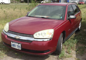 2005 Chevrolet Malibu Hatchback