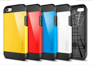 iPhone 5C SPIGEN SGP Tough Armor Case SLIM ARMOR $10