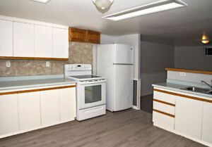 Bright & Affordable Basement Bachelor Unit available now
