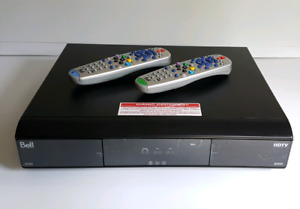 Bell TV 9242 Satellite HD PVR Dual Tuner eceiver box
