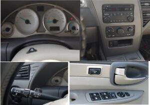 2003 Buick Rendezvous Minivan, Van Call  Only, no email response