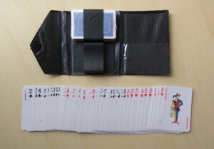 NEW – Playing Cards / Decks Set with Storage Case / Pouch