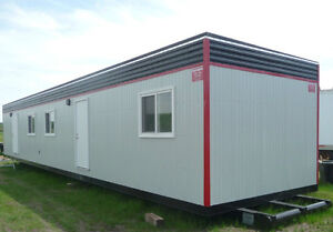 Office Trailers, Job Shacks, Sleeper Units, and much more!