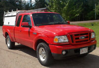 CONTRACTOR'S SPECIAL 2010 Ford Ranger Pickup Truck