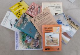Books on birds