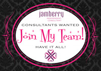 Jamberry Consultants Wanted
