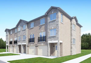 ***BRAND NEW Townhomes Located in Fantastic WATERLOO Location***