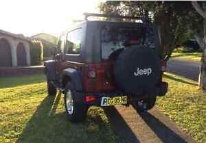 2010 Jeep Wrangler Convertible **12 MONTH WARRANTY** Moorebank Liverpool Area Preview