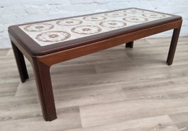 G plan Tiled Coffee Table (DELIVERY AVAILABLE)
