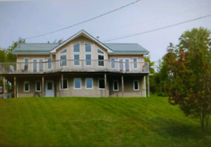 House with view of Piggott Lake, NS