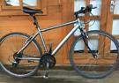 """Dawes discovery 301 Hybrid bike. 20"""" frame. 700c wheels. Full Working"""