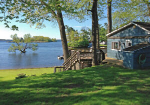 Waterfront Cottage for Week of June 8/9th