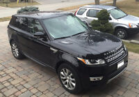 Lease takeover - 2014 Land Rover Range Rover Sport HSE SUV