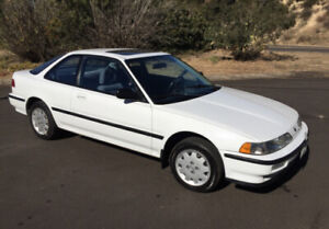 1990 Acura Integra GS- NOT WINTER DRIVEN!