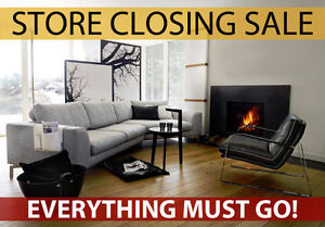 CRAVE FURNITURE STORE CLOSING SALE - Everything Must Go!!