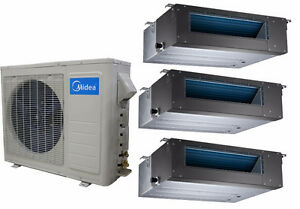 ductless split AC heat pump units by Carters London Ontario image 3