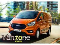 Ford Transit Custom 280 L1 Diesel FWD 130ps Low Roof Limited Van