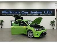 2009 Ford Focus RS LUX 1 + DYNAMICA SEATS Hatchback Petrol Manual