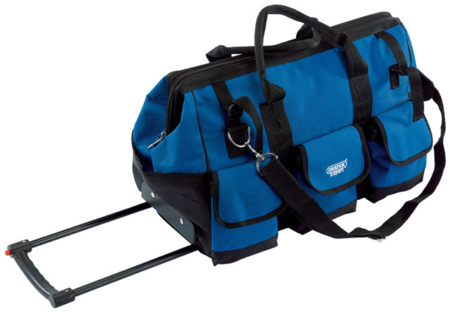 Genuine DRAPER Rolling Tool Bag | 40754