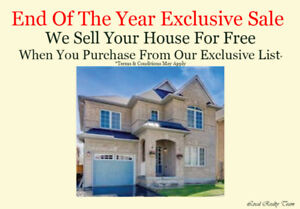 Ajax North – 5 Years Old Fully Upgraded Detached Home – 4 BR