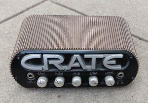 Crate Powerblock Guitar Amp Head