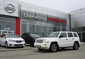 Jeep Patriot Sport/North 4dr 4x4 2009