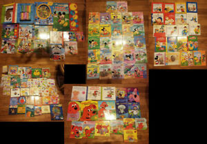BABY KIDS BOARD BOOKS DISNEY MICKEY MOUSE CAILLOU CLIFFORD MORE!
