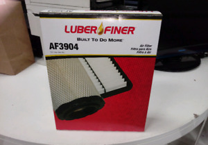 Luberfiner airfilters 43 pieces assorted makes