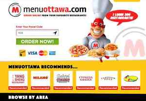 Territory for sale - Online ordering system for restaurants