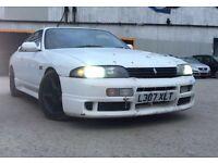 1993 Nissan Skyline GTR Non Turbo Sport Coupe ***RARE CARE***