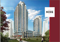 BLOCK NINE CONDOS Coming Soon To Parkside Village Mississauga