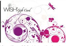 Wish Gift Card $500 South Tamworth Tamworth City Preview