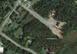 1.6 Acre Building Lot