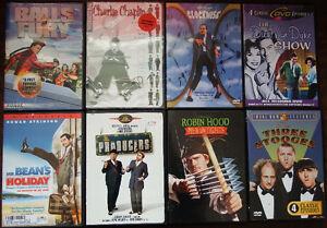 Various Comedies - DVD